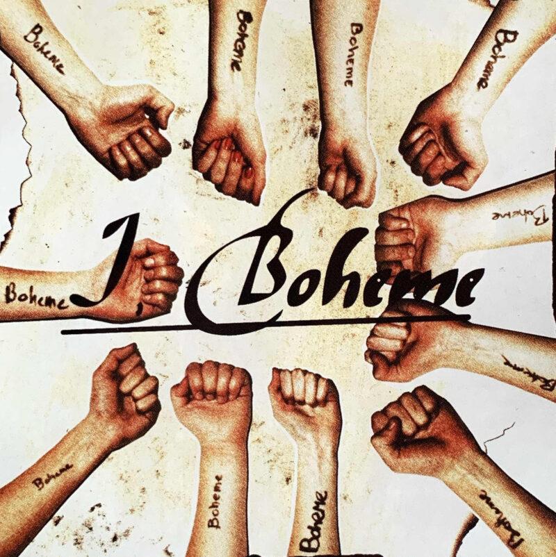 I, Boheme EP